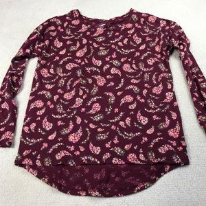 NWOT Old Navy Girls XL long sleeve T